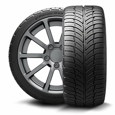 BFGoodrich tread and traction