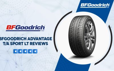 BFGoodrich Advantage T/A Sport LT Tire Reviews
