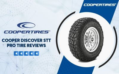 Cooper Discover STT Pro Tire Reviews & Ratings