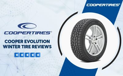 Cooper Evolution Winter Tire Reviews