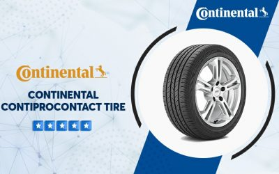 Continental ContiProContact Tire Reviews