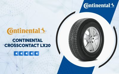 Continental CrossContact LX20 EcoPlus Tire Reviews