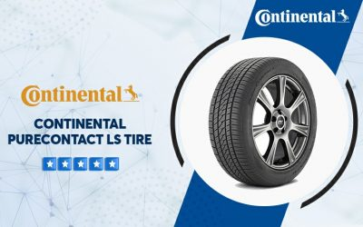 Continental Purecontact LS tire reviews & Rating