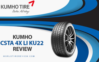 Kumho Ecsta 4X II KU22 Tire Review – Is It Worth Buying?