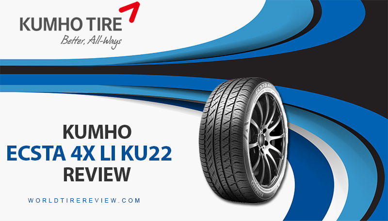Kumho Ecsta 4X LI KU22 Review