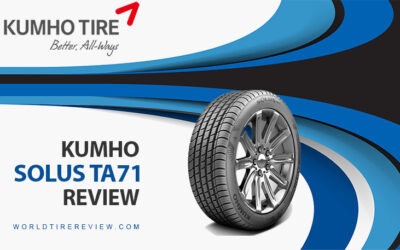 The Most Realistic  Kumho Solus TA71Tire Reviews 2021
