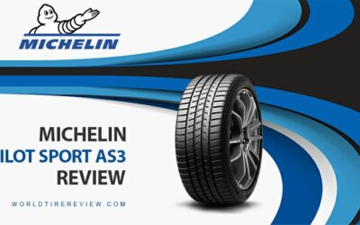 Michelin Pilot Sport AS3 Tire Review Ultra-High Performance Tire