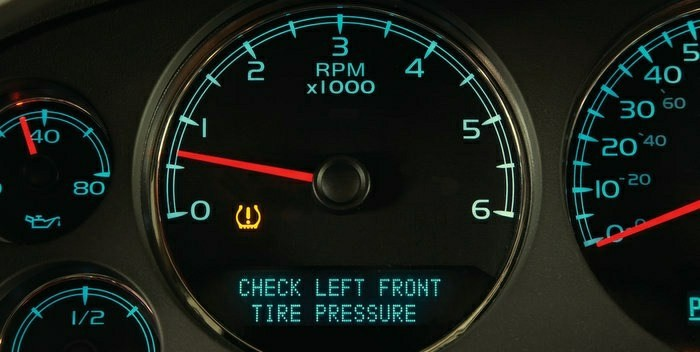 A Notification Of TPMS System
