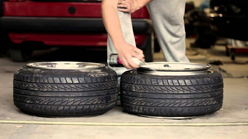 How To Stretch Tires Properly