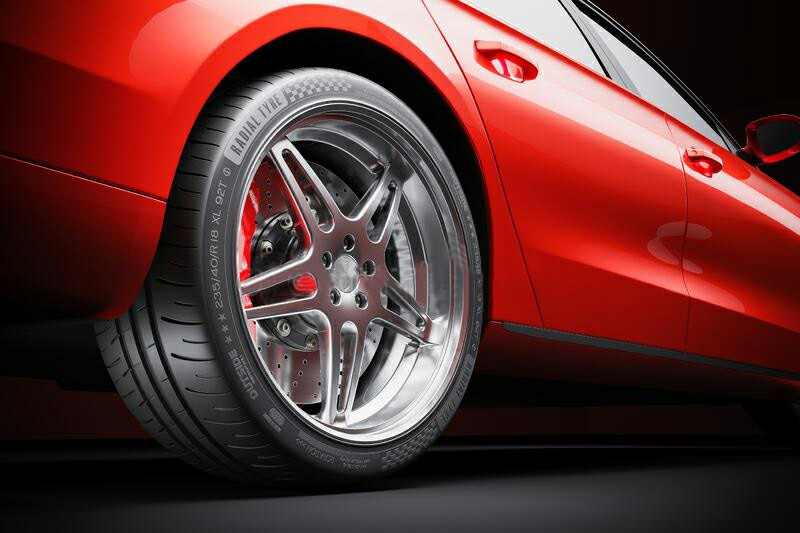 Performance Tires With Specific Desired Options