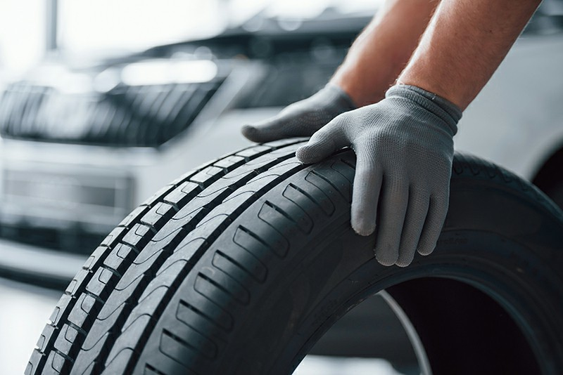 Tire Rotation Helps Your Tires Last Longer