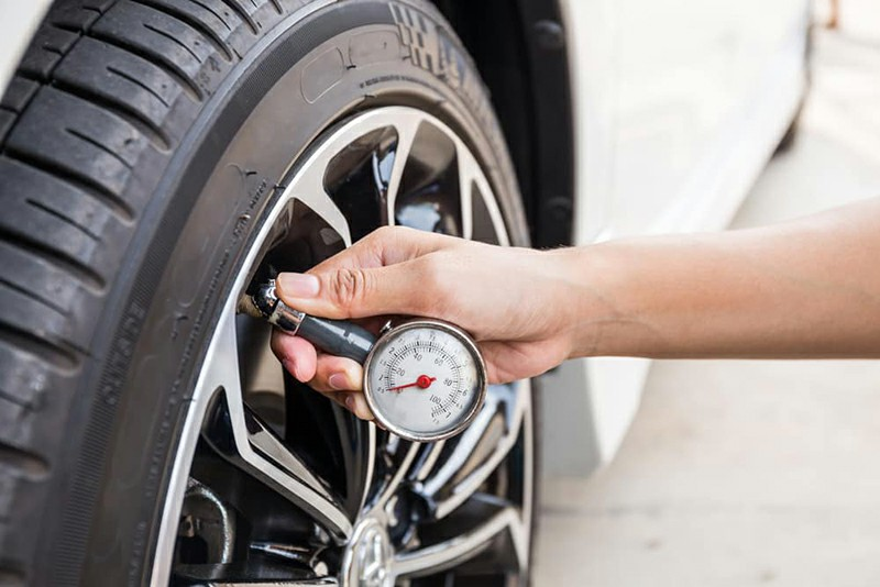 What Should Tire Pressure Be In Summer