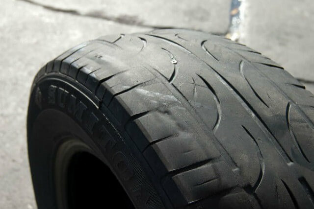 What Causes Flat Spots On Tires