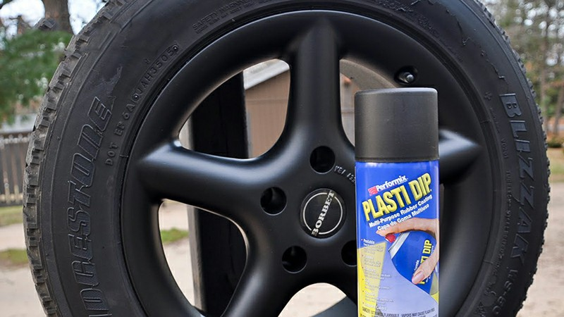 What Is A Plasti Dip