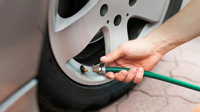 Where To Fill Tires With Nitrogen
