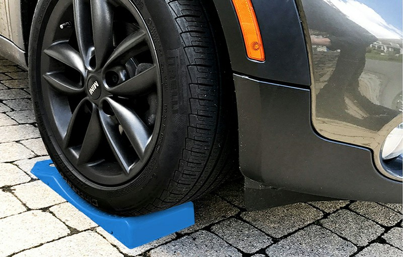 how to prevent flat spots on tires