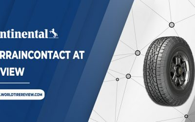 Continental TerrainContact A/T Tire Reviews In 2021