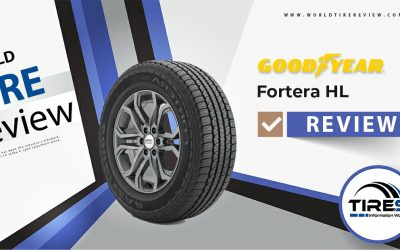 Goodyear Fortera HL Tire Reviews & Rating in 2021