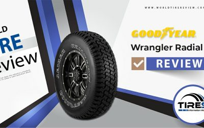 Goodyear Wrangler Radial Tire Reviews & Rating In 2021