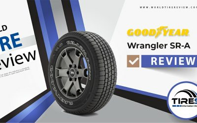 Goodyear Wrangler SR-A Tire Reviews And Ratings In 2021