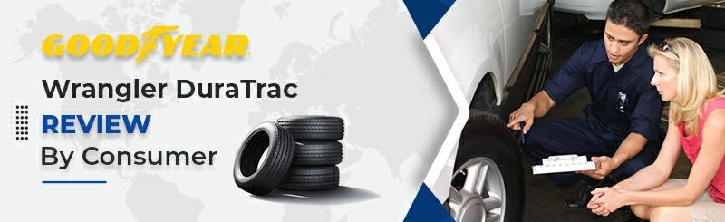 Wrangler DuraTrac Ratings By Consumer