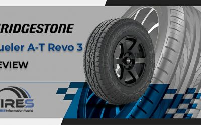 Bridgestone Dueler A/T Revo 3 Tire Review – Everything You Need To Know