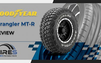 Goodyear Wrangler MT/R with Kevlar Tires Review & Rating
