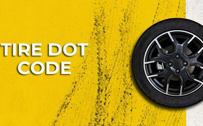 How To Read Tire Codes Date? DOT Tire Codes Complete Guilde