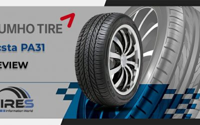 Kumho Ecsta PA31 Tire Review: The Ultimate Tire For Smooth Drive