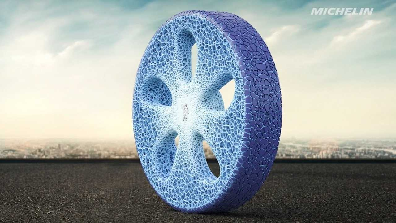 Michelin tires sustainable by 2050