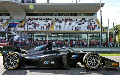 A Look Into The Future Of Formual 1 with New 18-Inche Tires for cars 2022