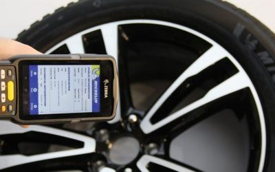 Michelin will equip its tires with an RFID smart chip in the coming years