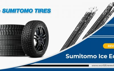 Sumitomo Ice Edge tires Review 2021: Is This The Best Winter tires?