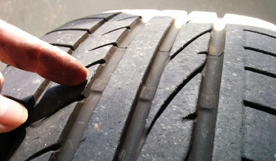 Tire Wear Bars – What Are They And What Can They Do?