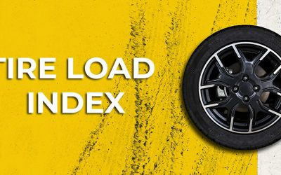 Tire Load Index And Chart Using Instruction