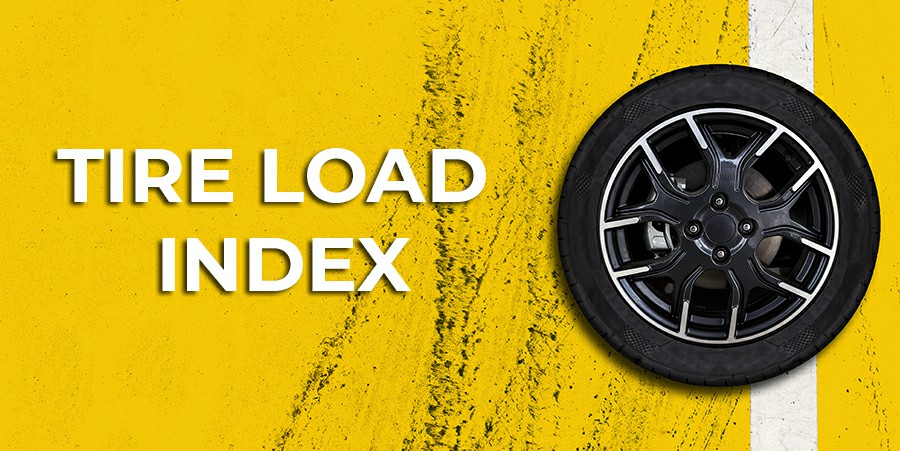 Tire load index explained