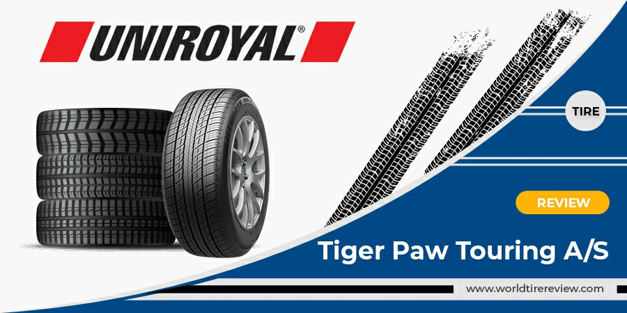 Uniroyal Tiger Paw Touring A-S Review reviews
