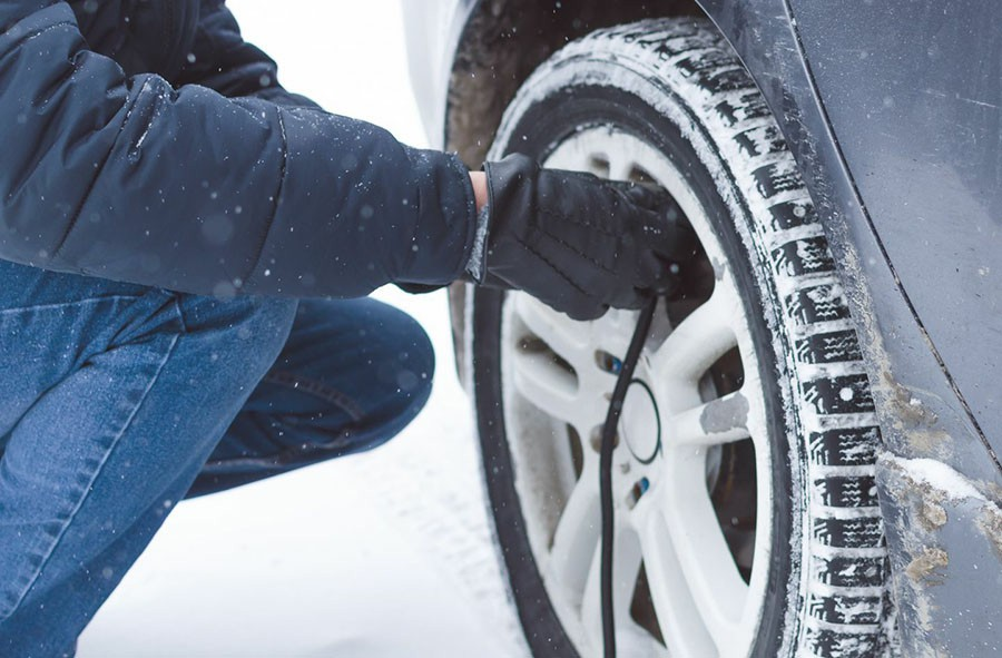 The Optimal Winter Tire Pressure: An Ultimate Guide