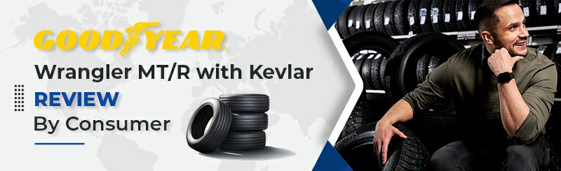 Wrangler MTR with Kevlar ratings by consumer